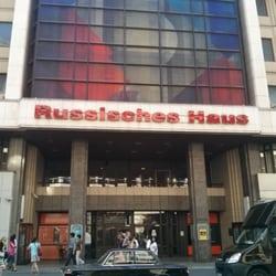 Das russische haus der wissenschaft und kultur kino for Russisches haus
