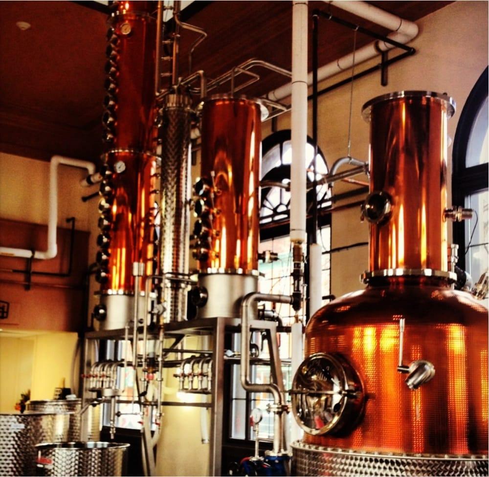 Social Spots from Adirondack Distilling Company