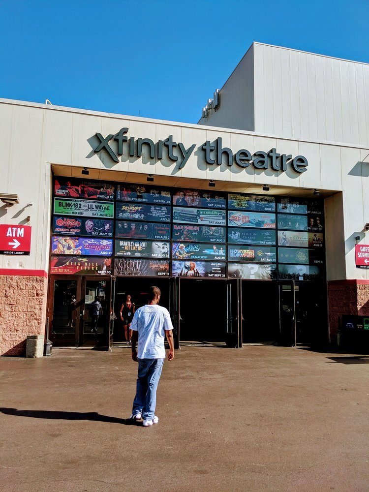 XFINITY Theatre - (New) 50 Photos & 112 Reviews - Music
