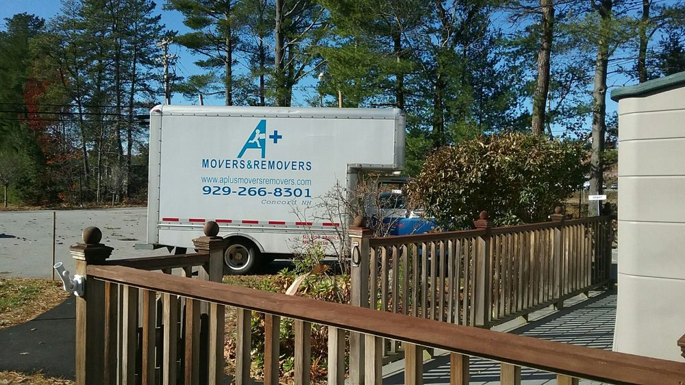 A Plus Movers and Removers: Concord, NH
