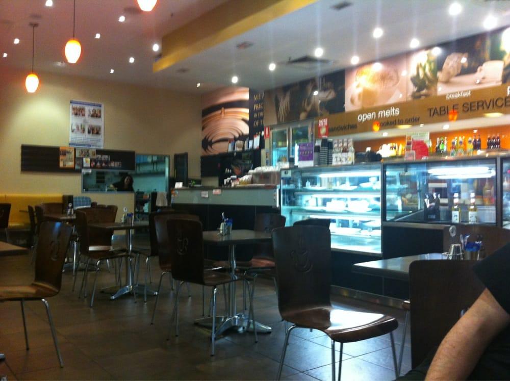 Cafes Near Blacktown