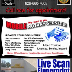 At Mobile Notary Services 62 Reviews Notaries West