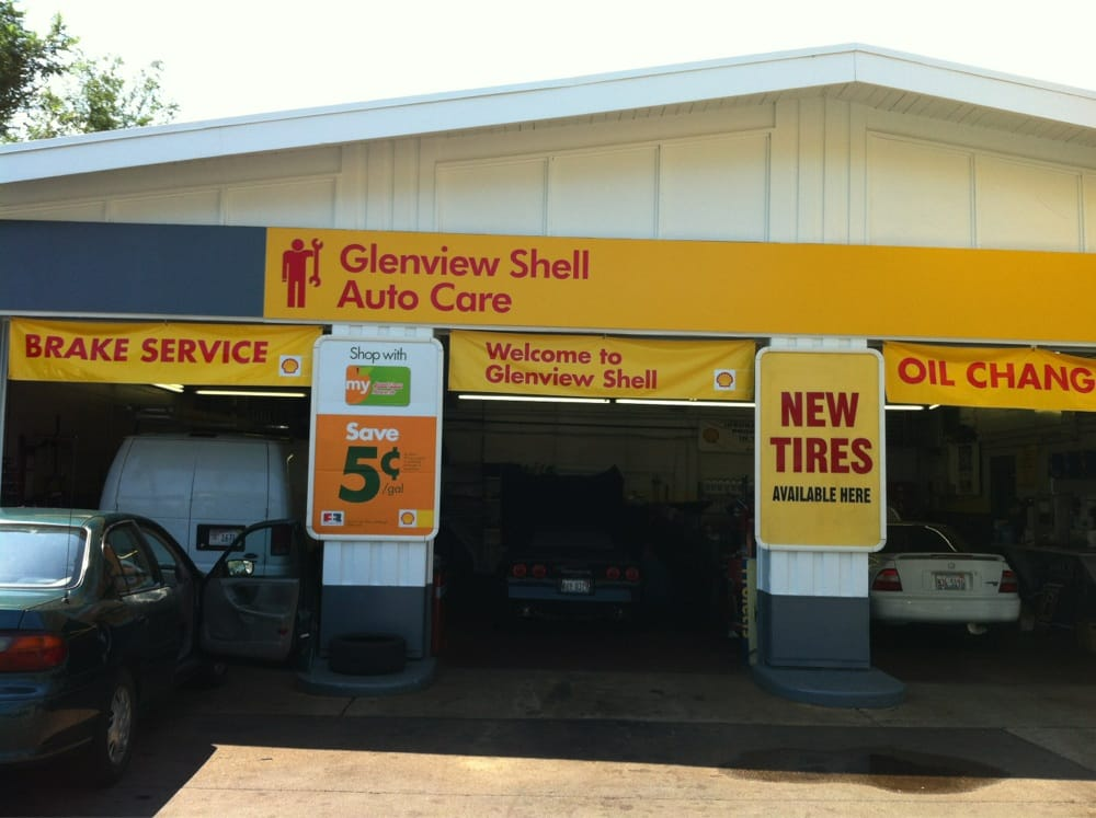 Find A Gas Station Near Me >> Glenview Shell Auto Care - 14 Reviews - Gas Stations ...