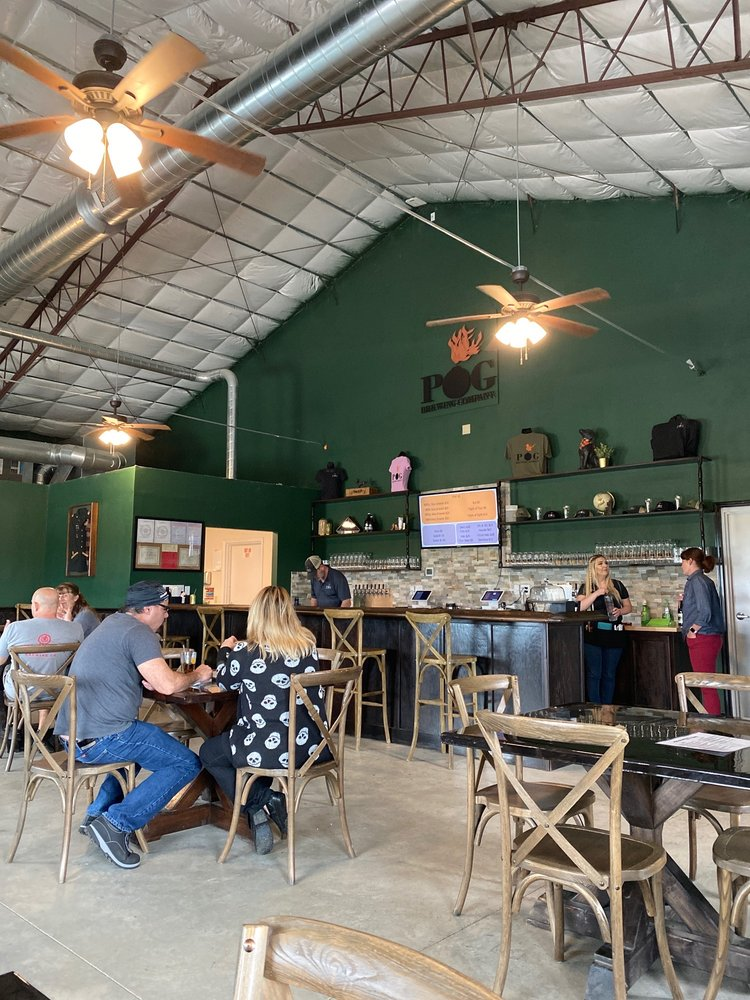 POG Brewing Company: 24524 S State Hwy D, West Line, MO