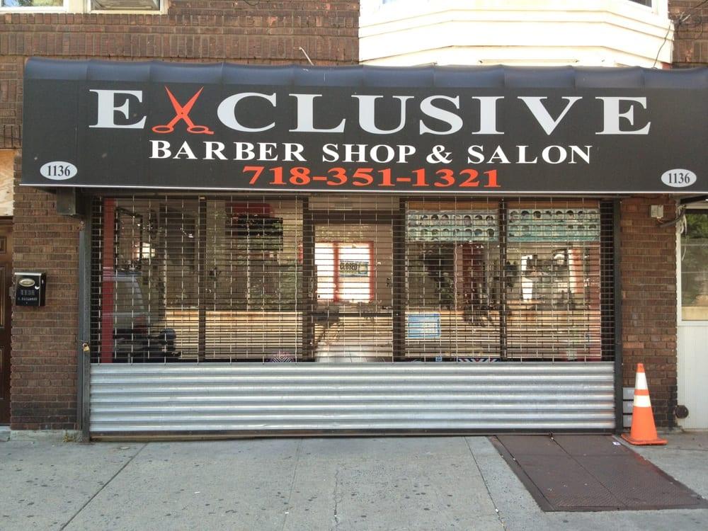 Barber Shops Near My Location : Exclusive Unisex Hair Salon - CLOSED - Hair Salons - 1136 S Railroad ...