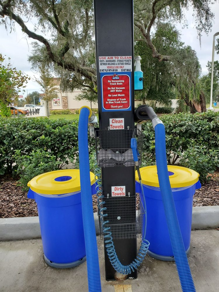 Arland Carwash: 11380 Bloomindale Ave, Riverview, FL