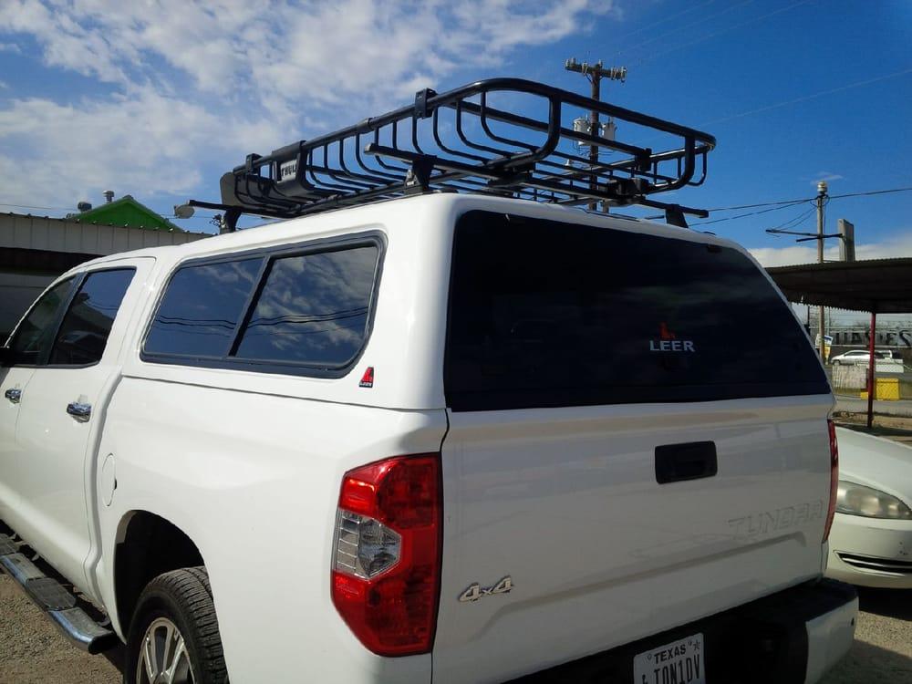 Alamo City's Uresti Camper Sales & Truck Specialties: 13070 IH 35 S, Von Ormy, TX