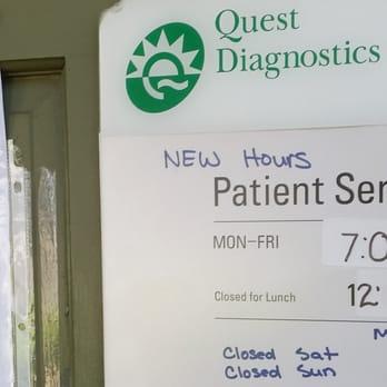 Quest Diagnostics - 16 Photos & 44 Reviews - Laboratory