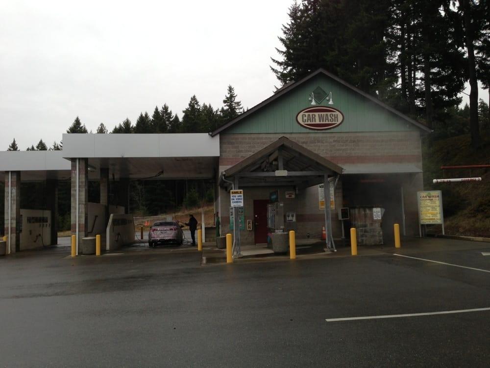 Belltowne Square Car Wash: 24175 NE State Rte 3, Belfair, WA
