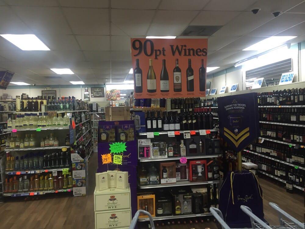 The Liquor Store: 2080 S Frontage Rd, Vicksburg, MS