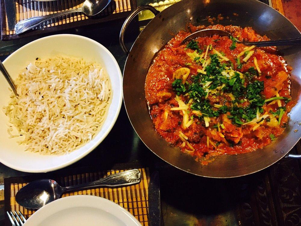 Manassas Indian Food