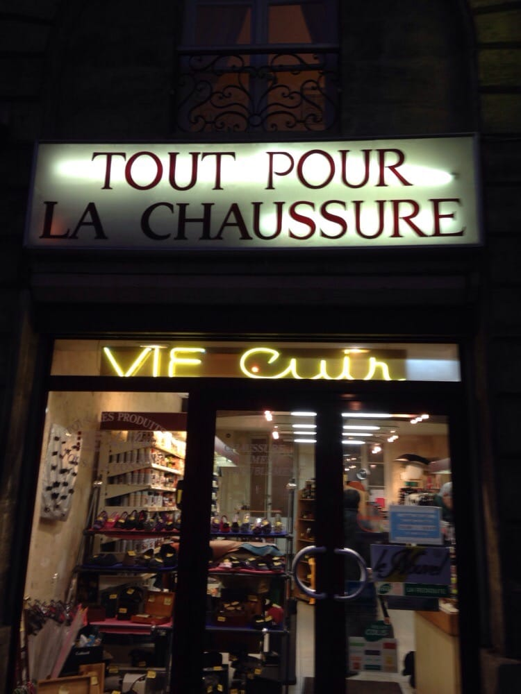 magasin chaussures gambetta bordeaux. Black Bedroom Furniture Sets. Home Design Ideas