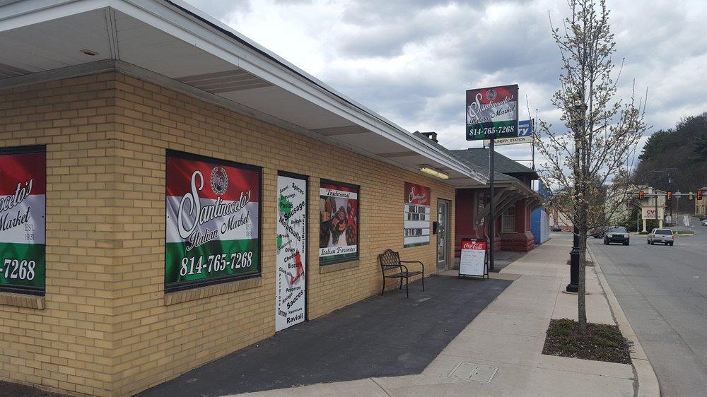 Santinoceto's Italian Market: 304 N 3rd St, Clearfield, PA