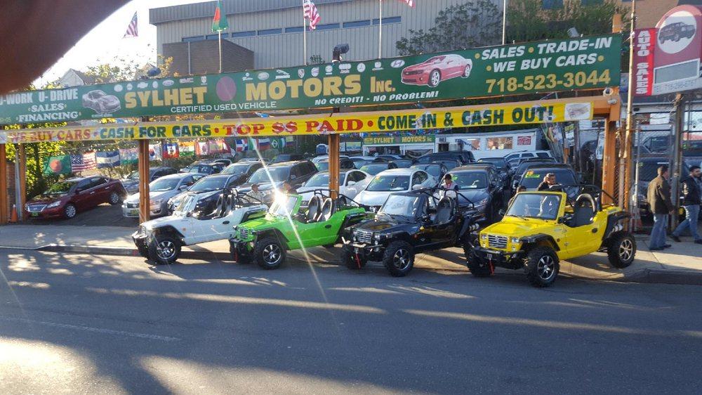 Sylhet motors bilforhandlere 161 05 hillside ave for Hillside motors jamaica ny