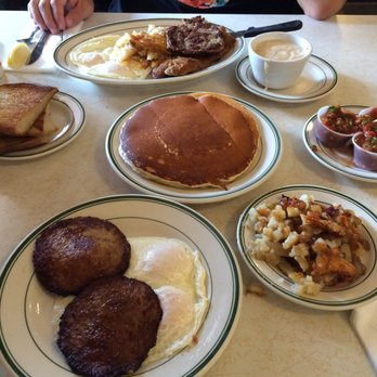 Photo Of Original Pantry Cafe   Los Angeles, CA, United States. Breakfast Of