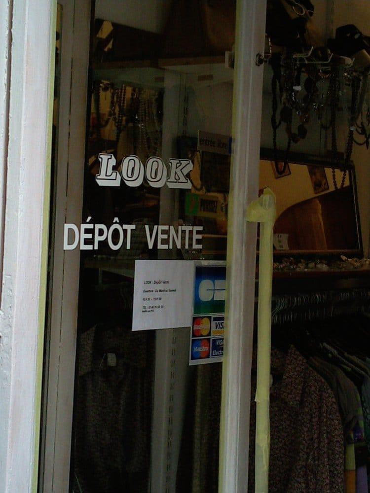 Look friperies v tements vintage et d p ts vente 50 for Cuisine 50 rue condorcet