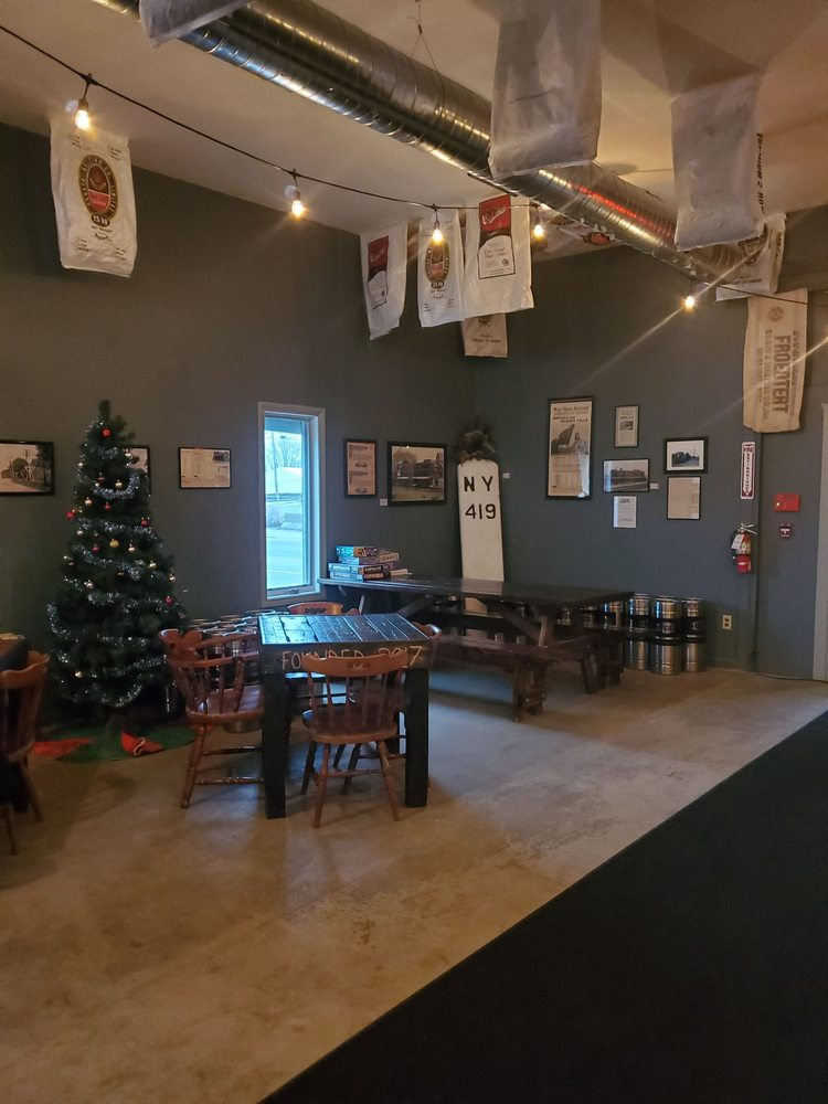 West Shore Brewing Company: 10995 Main St, Clarence, NY