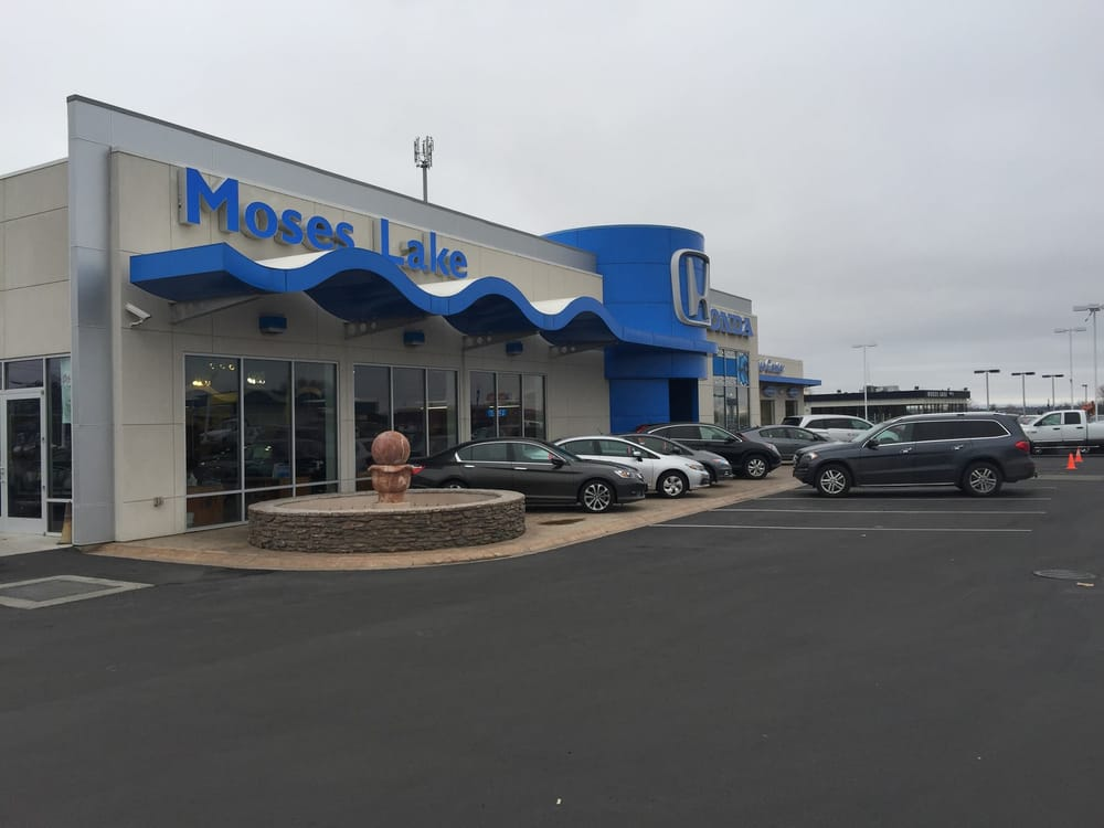 Bud clary honda of moses lake 10 photos car dealers for Honda dealers in washington state