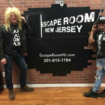 Escape The Room Birthday Party Nj