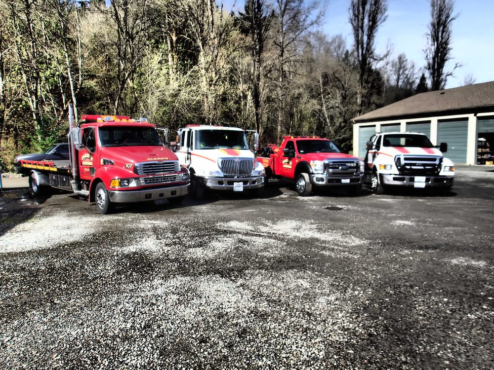 Towing business in Issaquah, WA