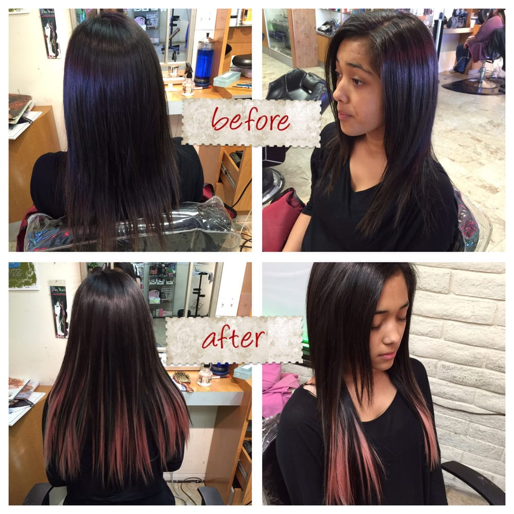 Hair Salon Los Angeles: Hair Extensions By Becky