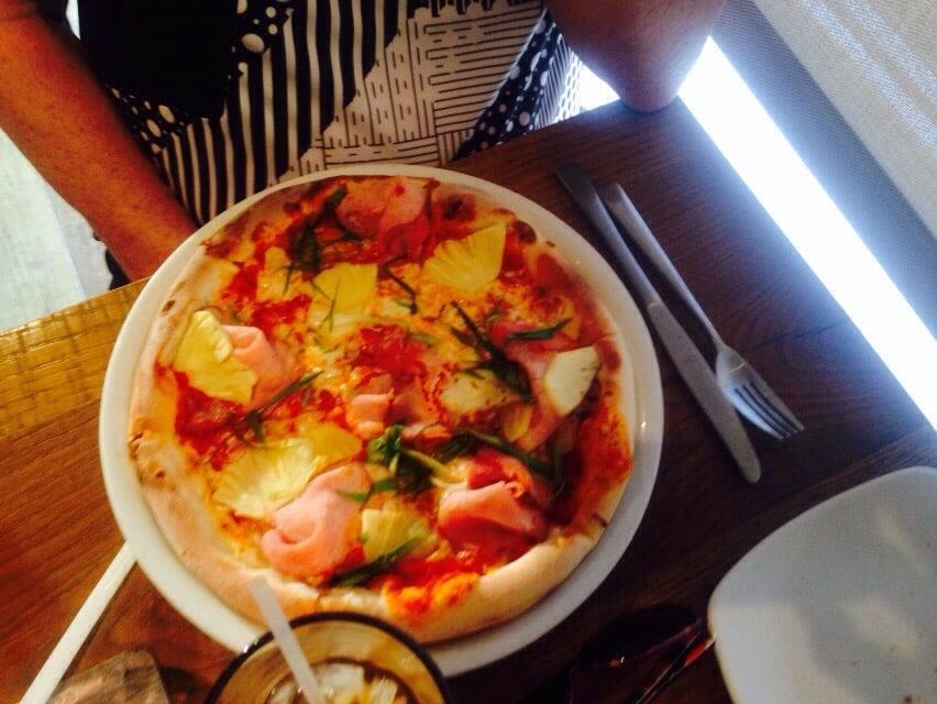 Hawaiian Pizza Yelp