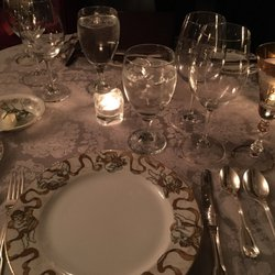 P O Of Mcninch House Restaurant Charlotte Nc United States Beautiful Dinner Table