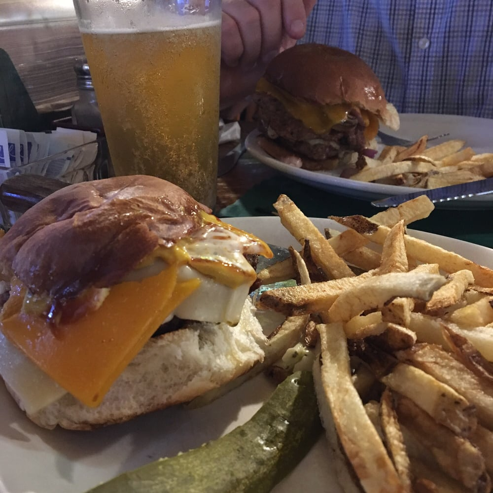 Stockyard Grill & Saloon: 202 Central Ave, Coon Valley, WI