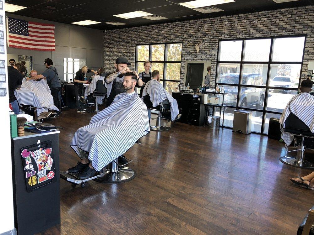 Renegade Barbers: 27 N Hillcrest Dr, Saratoga Springs, UT