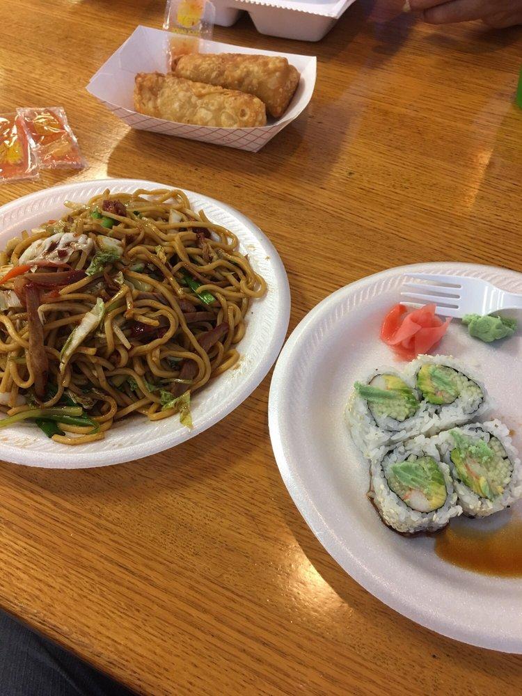 Ollie Hibachi & Sushi: 161 Madison Heights Sq, Madison Heights, VA