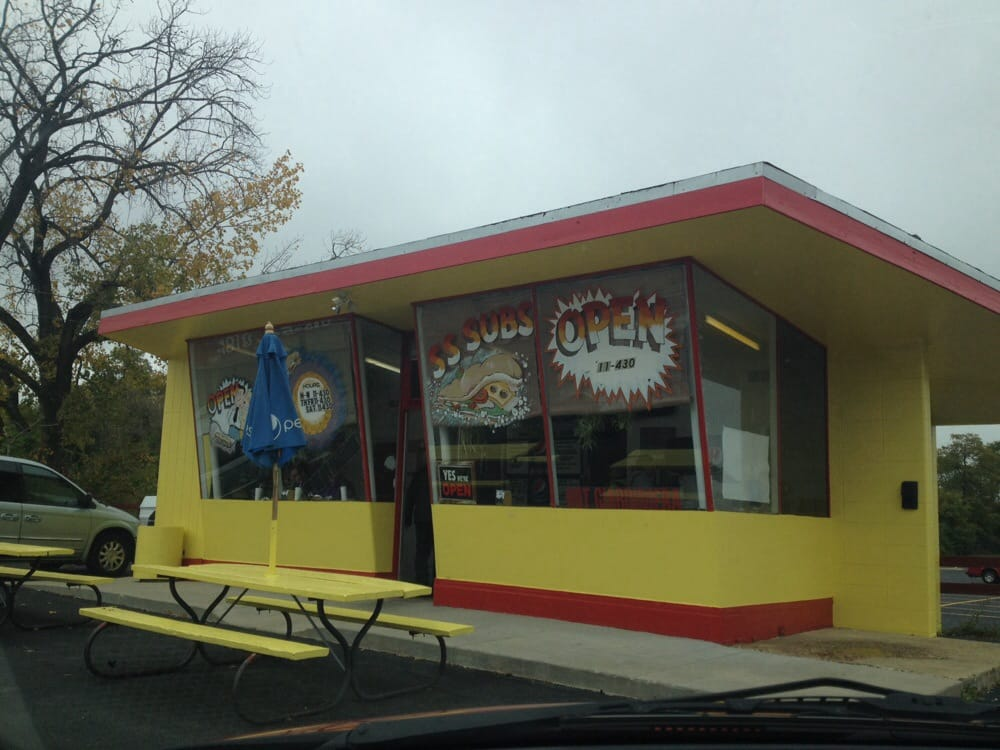 Ss Subs: 106 S State St, Belvidere, IL
