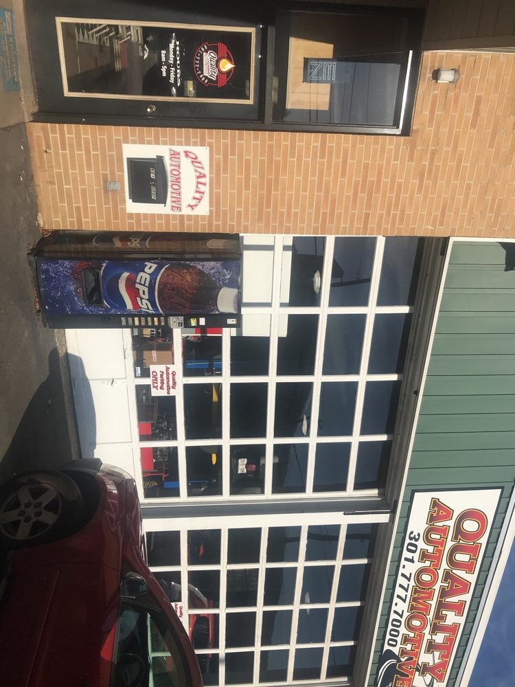 Quality Automotive: 931 National Hwy, La Vale, MD