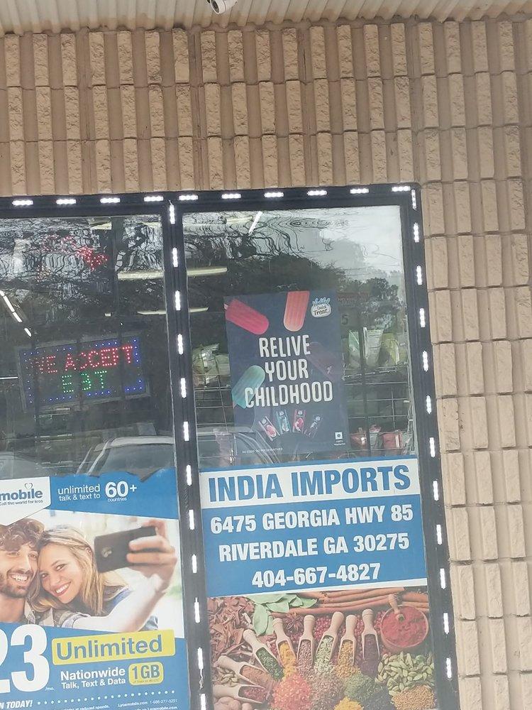India Imports: 6475 Highway 85, Riverdale, GA