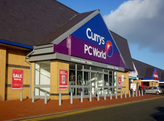 Photo For Currys Pc World