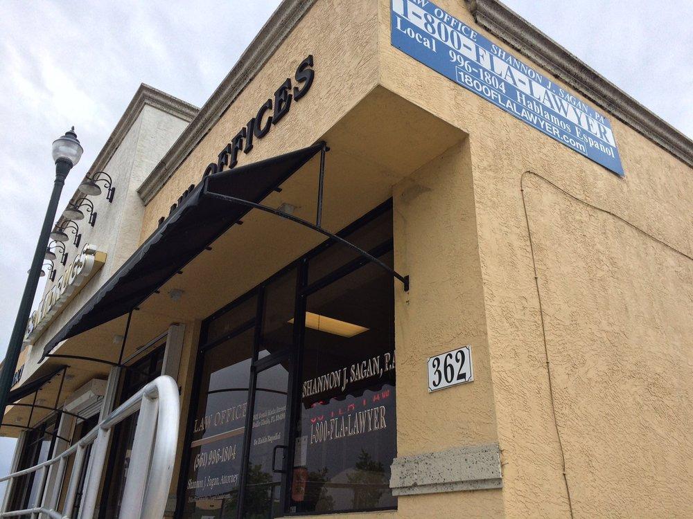 The Law Offices of Shannon J Sagan: 257 SE Dr Mlk Jr Blvd, Belle Glade, FL
