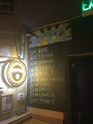 The Swiss Bar