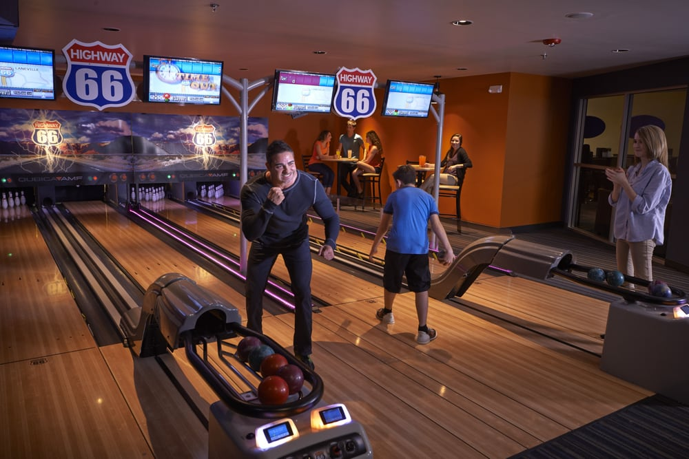 Mini Bowling lanes for kids   and parents  - Yelp