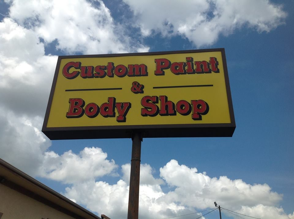 Custom Paint & Body: 431 Foster Ave, Charlotte, NC