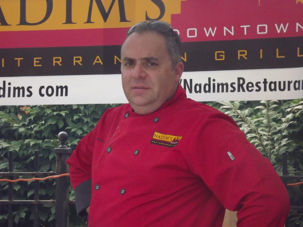 Nadim's Downtown Mediterranean Grill: 1390 Main St, Springfield, MA