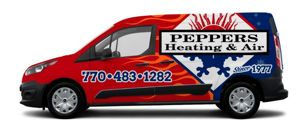 Peppers Heating & Air: 978 Green St SW, Conyers, GA
