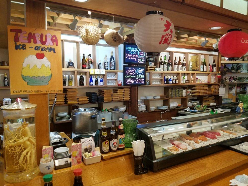 Sapporo restaurant fotos y reseñas sushi