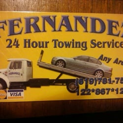 FDZ Towing Service - 11 Photos & 16 Reviews - Towing