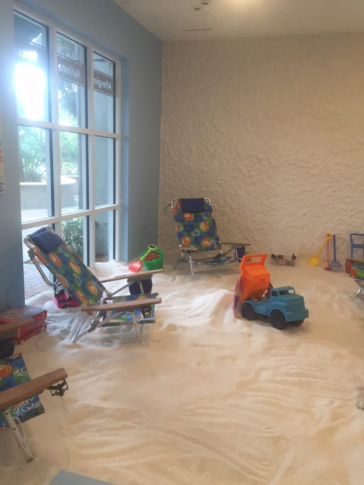 children 39 s salt suite halo therapy playroom for kids yelp