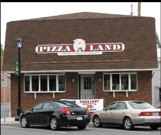 Pizza Land: 19 Park Pl, Avon, NY