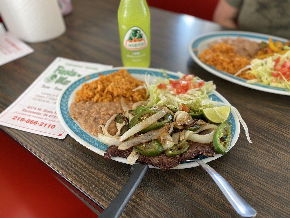 La Fiesta Market & Taqueria Restaurant: 8574 In-114, Rensselaer, IN