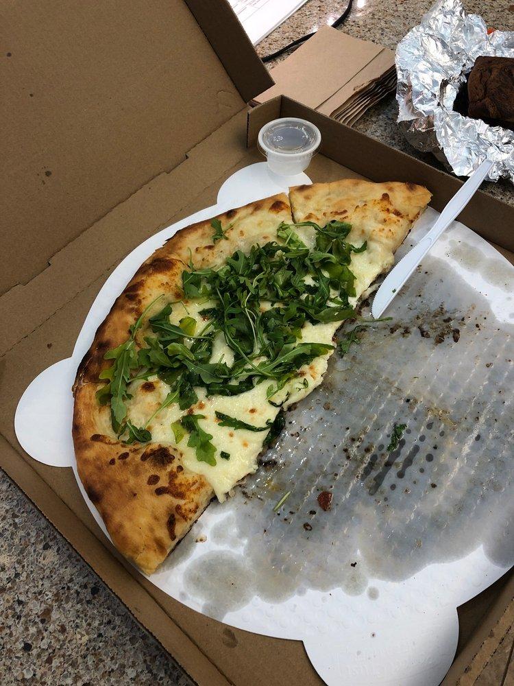 Juniper Pizza Cafe: 40 W Main St, Price, UT