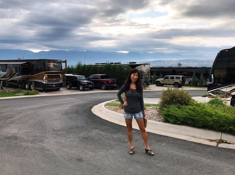 Polson Motorcoach Resort: 200 Irvine Flats Rd, Polson, MT