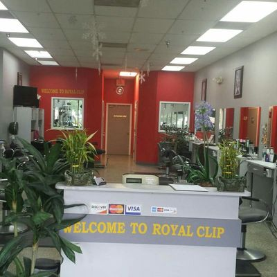 Royal Clip Hair Salon 1625 Pleasant Hill Rd Duluth Ga Hair Salons