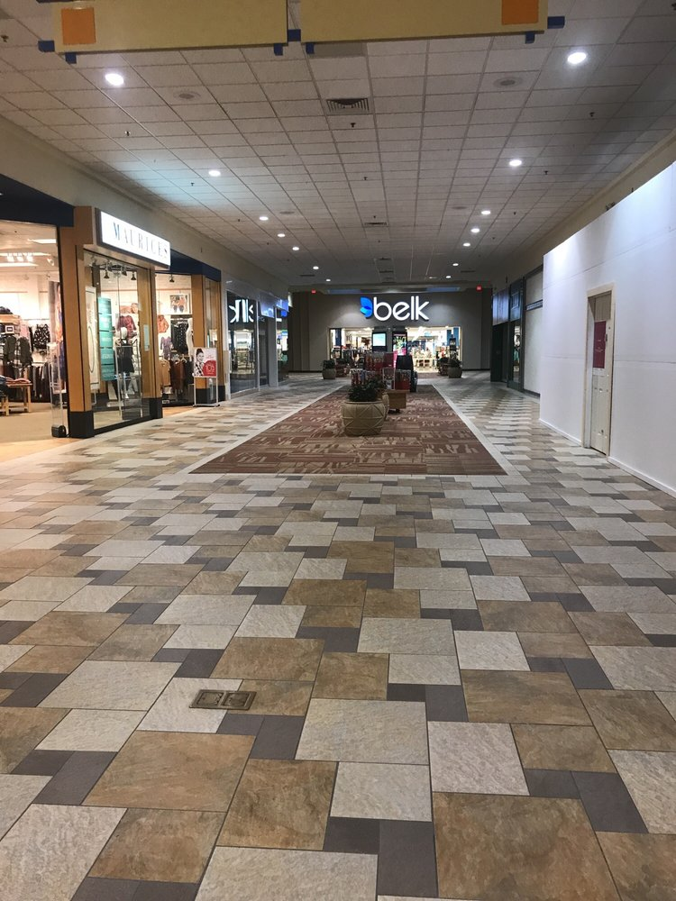 New River Valley Mall: 782 New River Rd, Christiansbrg, VA