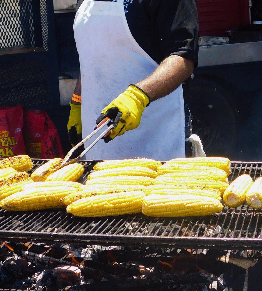 Atlanta BBQ Festival: 20TH St, Atlanta, GA